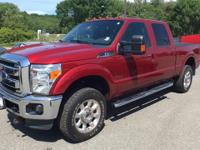New Price! Red 2014 Ford F-350SD XLT 156 WB 4WD