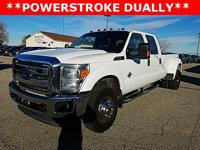 Options:  2014 Ford F-350Sd Xlt|White|New Price!