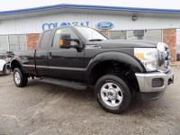 2014 Ford F-350 XLT SuperCab 4 Wheel Drive 8 Foot Bed