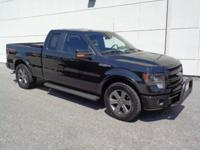 New Price! 2014 Ford F-150 FX2 **LEATHER**, **GREAT