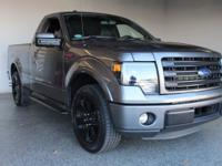 2014 Ford F-150 Tremor 2D Standard Cab Sterling Gray
