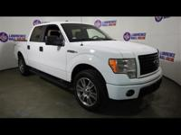 New Price! 2014 Ford F-150 Odometer is 27470 miles