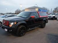 Our Clean CarFax 2014 Ford F-150 FX4 Tremor Regular Cab