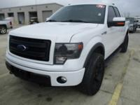 Discerning drivers will appreciate the 2014 Ford F-150!
