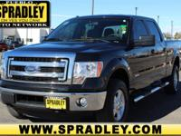 Very well maintained F-150. It's in great shape and