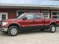 Come see this 2014 Ford F-150. Its Automatic