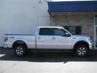 2014 Ford F-150 FX4 / 4-Wheel Drive (4WD) / Power