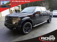 2014 FORD F150 FX4 CREW CAB 4X4 FOR SALE AT ROSS