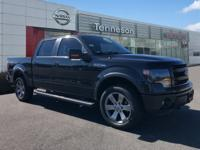 CARFAX One-Owner. 2014 Ford F-150 FX4 Black Clean