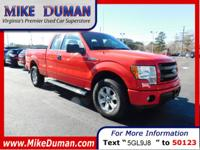 PRICE REDUCED! Extra nice, ONE OWNER, 4 WHEEL DRIVE,