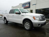 **CERTIFIED FORD, **LARIAT, **NAVIGATION, **SUNROOF,
