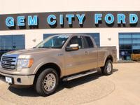 EXTREMELY LOW MILES ! ... LOCAL TRADE ! ... LARIAT