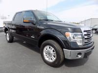 LARIAT, 4X4, LEATHER, MOONROOF, NAVIGATION, AND MORE!!