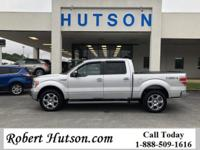 Clean Local One Owner Trade-In 2014 Ford F150 Crew Cab