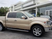 Lariat trim. CARFAX 1-Owner, ONLY 26,071 Miles! Heated