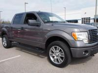 Certified Pre-Owned, 4x4, STX sport package, 20 inch