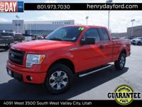 2014 Ford F-150 STX Race Red New Price! Priced below
