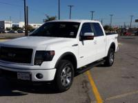 2014 Ford F150 Supercrew FX4 with the 3.5 L Ecoboost