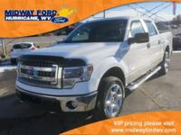 1-OWNER, CLEAN CARFAX, 3.5L ECOBOOST TURBO, LEATHER,