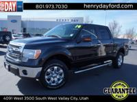 LOOK AT THIS LOW MILE 4X4 F150 CREW CAB CLEAN OFF LEASE