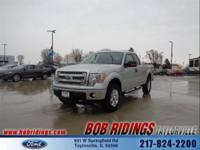 Optional equipment includes: XLT Chrome Package,