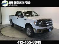 2014 Ford F-150 XLT 4WD CARFAX One-Owner. Odometer is