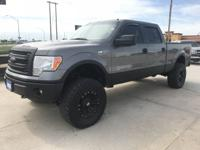 Check out this 2014 Ford F-150 XLT. Its Automatic