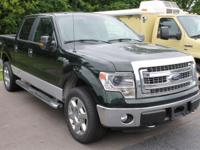 New Price! F-150 XLT Ford Certified Pre-Owned