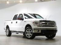 Oxford White 2014 Ford F-150 XLT 4WD 6-Speed Automatic