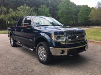CARFAX One-Owner. Clean CARFAX. Blue Jeans Metallic