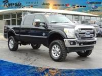 CARFAX One-Owner. 2014 Ford F-250SD 4WD. Awards: * 2014
