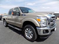 FORD DIESEL F-250 LARIAT SUPERCREW 4X4. Bates Ford is