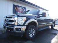 FREE POWERTRAIN WARRANTY! LOADED UP 2014 FORD F250