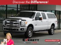 CARFAX One-Owner. Power Stroke 6.7L V8 DI 32V OHV