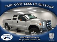 Power Stroke 6.7L V8 !, 4 X 4!, LOW MILES!, BLUETOOTH
