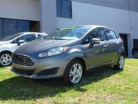 The 2014 Ford Fiesta 1.6L 4 cyls with less than 31000
