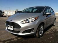 Grab a steal on this 2014 Ford Fiesta SE before someone