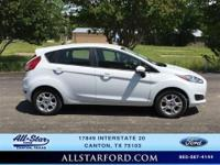 One Owner and **CLEAN AUTOCHECK**. Fiesta SE Ford