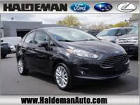 JUST TRADED HERE AT HALDEMAN FORD - CERTIFIED PRE-OWNED