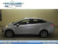 2014 FORD FIESTA SEDAN TITANIUM! MOONROOF AMBIENT