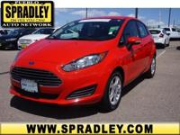 2014 Ford Fiesta 4dr Car SE Our Location is: Spradley