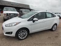 LOADED WITH VALUE! This Fiesta comes equipped with:
