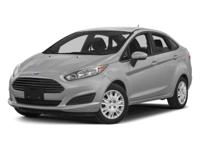 2014 Ford Fiesta S 1.6L I4 Ti-VCT FWD   Reviews:  * If