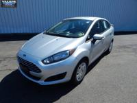 Step into the 2014 Ford Fiesta! Providing great