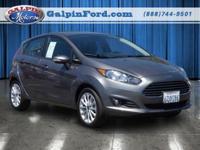 2014 Ford Fiesta SE 4D Hatchback SE Our Location is: