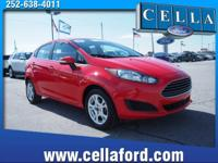 Certified Vehicle CarFax 1-Owner This 2014 Ford Fiesta
