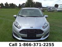2014 Ford Fiesta SE Features: Voice Command on the