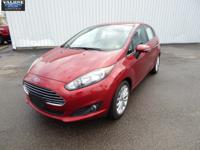 Introducing the 2014 Ford Fiesta! It comes equipped