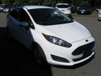 Exterior Color: oxford white, Body: Sedan, Engine: 1.6L