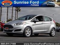 This fresh, spirited 2014 Ford Fiesta SE Hatchback